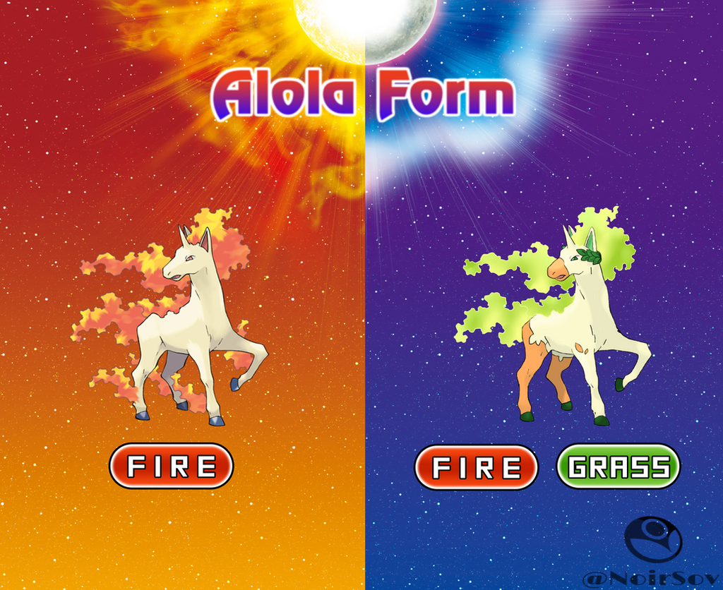 pokemon how to change to alolan form