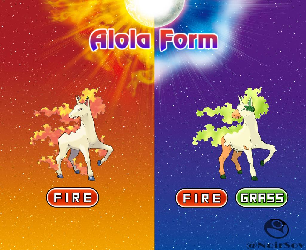 pokemon how to change to alolan form