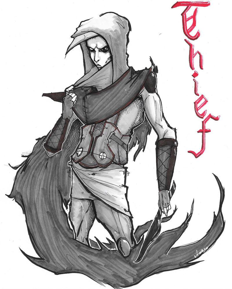 Garrett The Master Thief by originArts