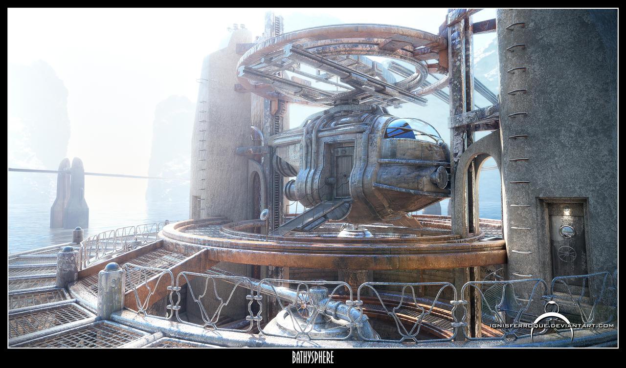Bathysphere by IgnisFerroque