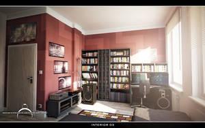Interior 03 by IgnisFerroque