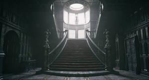 Mansion by IgnisFerroque