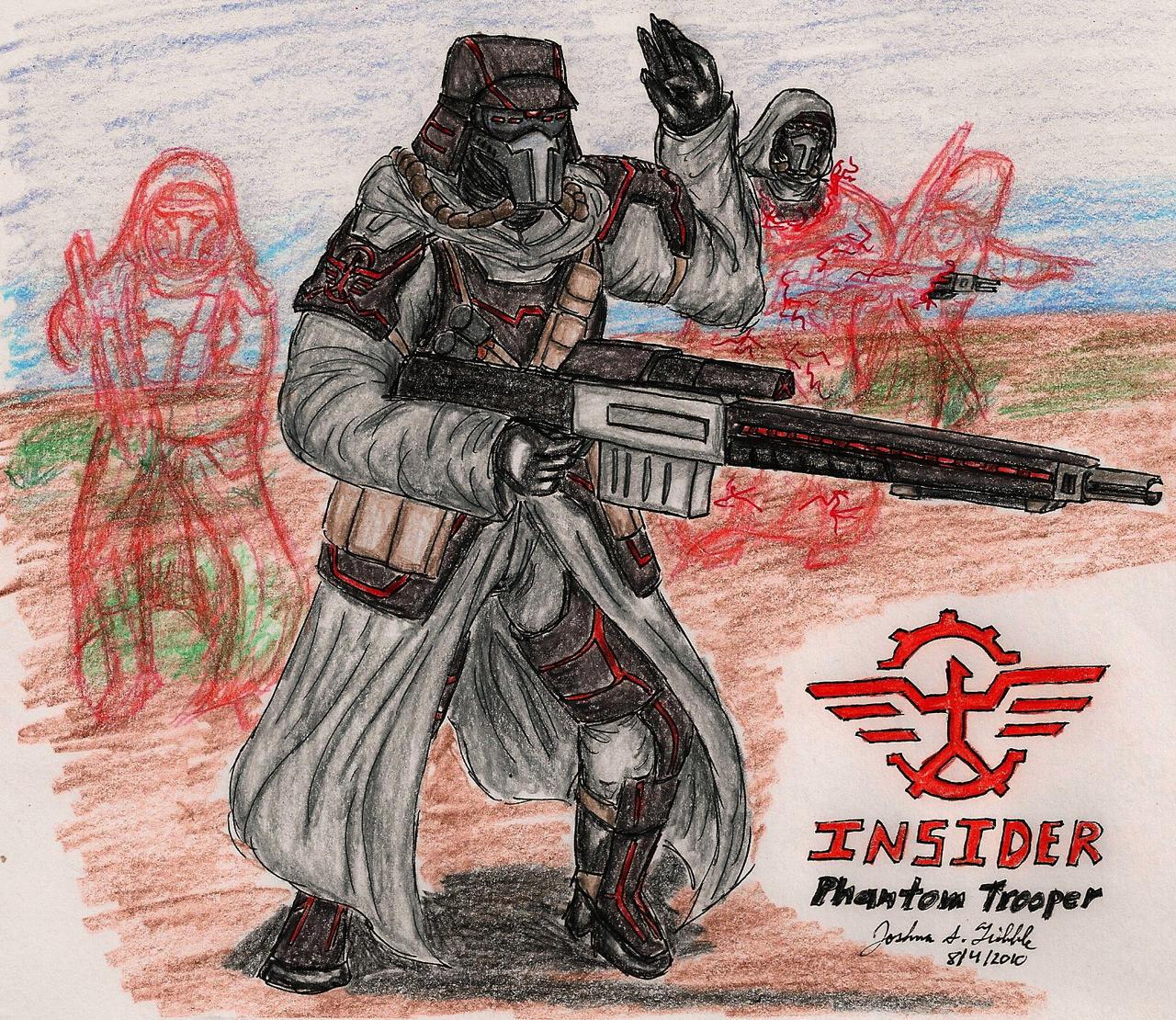 INSIDER Phantom Trooper by Tribble-Industries on DeviantArt