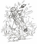 Clone Trooper Sniper Concept