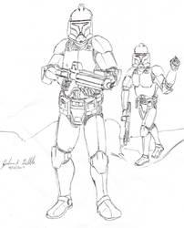 Clone Trooper 103