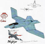 Cobra Nightjar ASF Experimental Phase B