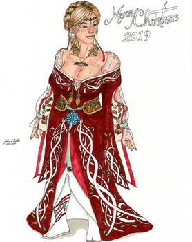 Dress Design 540B Christmas Special 2019