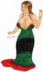 Dress Design 553