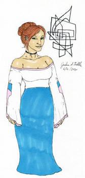 Dress Design 551