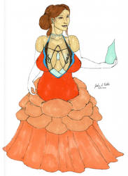 Dress Design 550