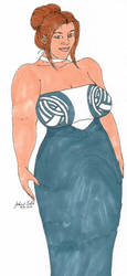 Dress Design 544B