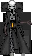 Eldar Harlequin: DeathJester by PoetressVex