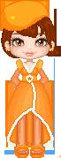 Lala Orange by PoetressVex