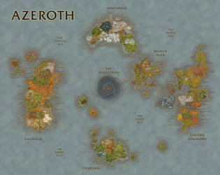 WoW Maps by Sub-Thermal on DeviantArt