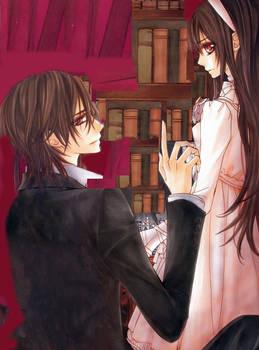 Kaname and Yuuki