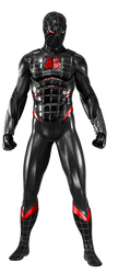 Stealth Suit by Spiderboygames