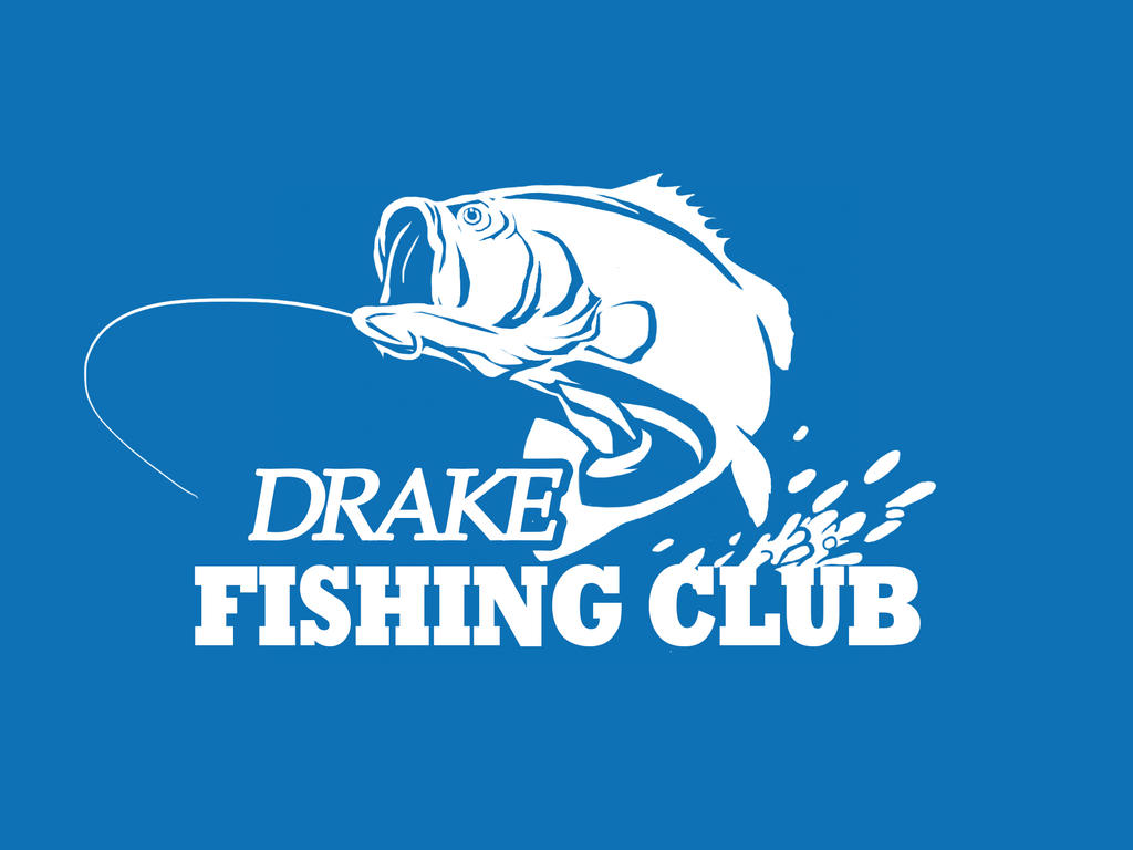 fishing club logo design