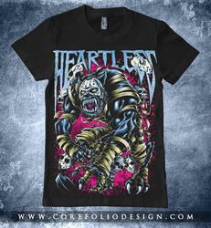 Heartless - zombie werewolf