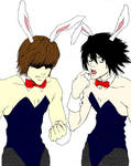 Death Note - Bunny Suits