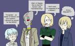 Oblivion fanart - genderflip