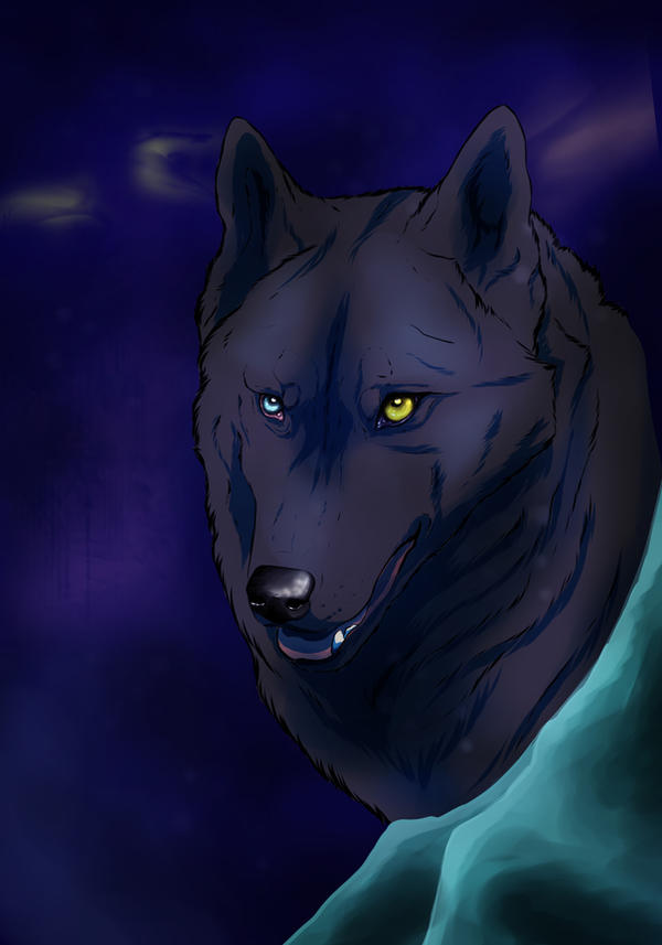 Wolf's Rain - Darsia by Condenados