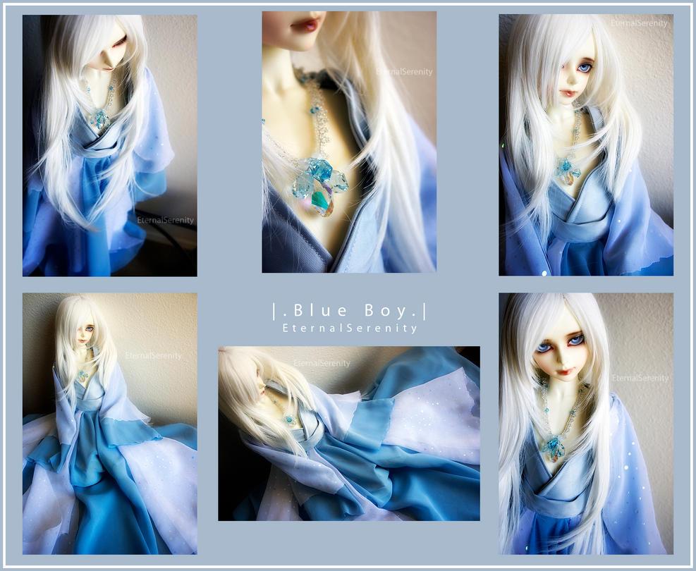 .Blue Boy. by kandieis