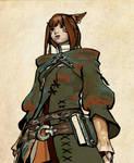 Final Fantasy XIV:ARR Arcanist