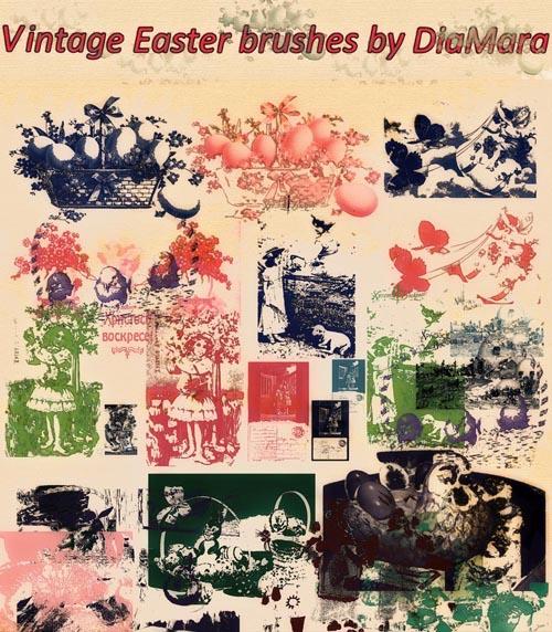 Vintage Easter by Diamara