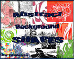 Abstract Background Shapes