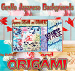 Japanese Ornaments and Origami