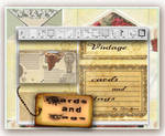 Vintage Cards and Tags