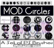 Mod Circles by Diamara