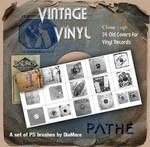 Vintage Vinyl by Diamara