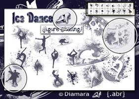 Figure Skating by Diamara