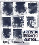 ArtisticFrostySketch