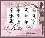 Ballet BrushSet