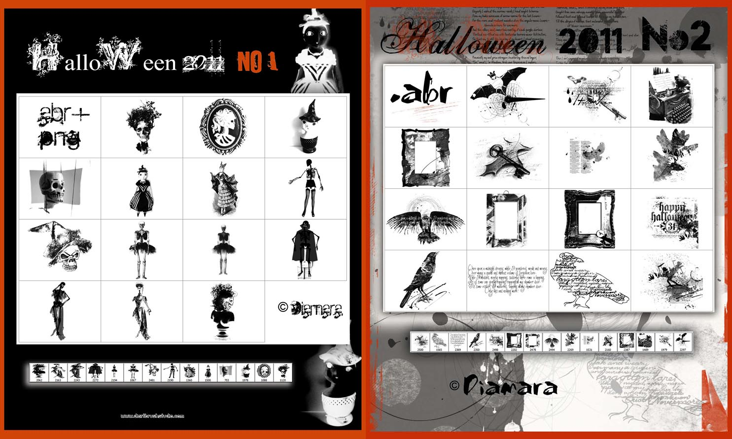 Halloween2011ArtBrushes