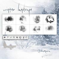 WinterLandscape by Diamara