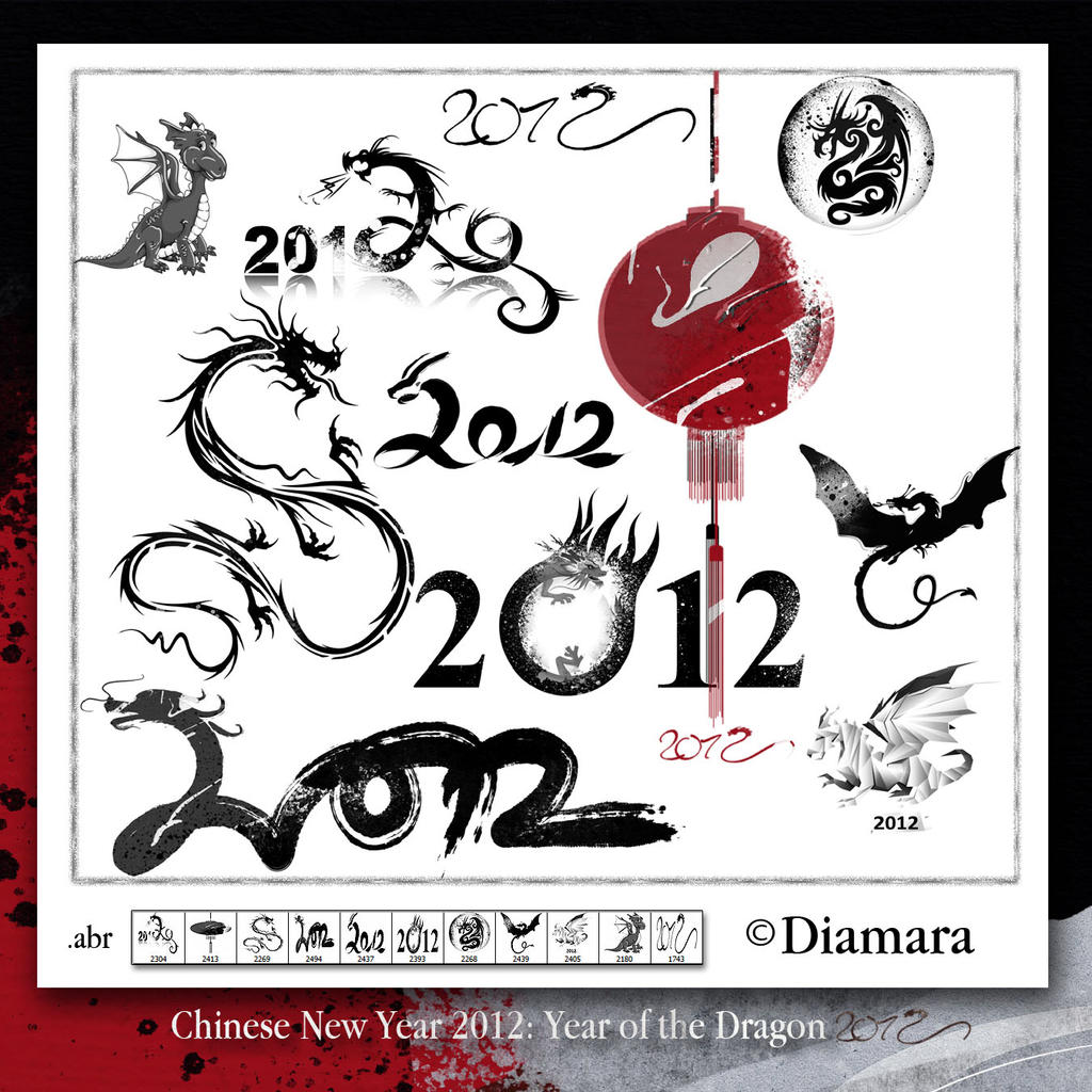 Chinese New Year 2012 by Diamara
