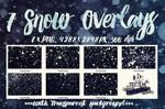 7 Snow Overlays