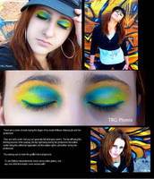 Brittney Makeup by angelsfalldown1