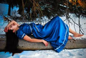 Blue angel 1 by angelsfalldown1