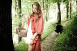 Little Red Riding Hood 2 by angelsfalldown1