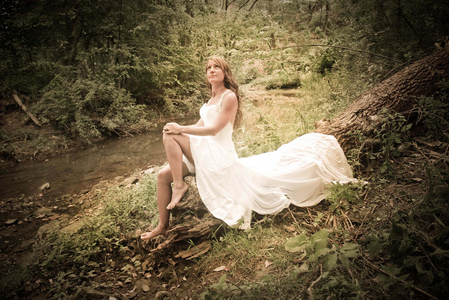 Trash the dress 1 by angelsfalldown1