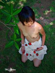 Anna picnic 2 by angelsfalldown1