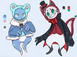 OTA : Booble Species : 4 by RainbowGlaze123