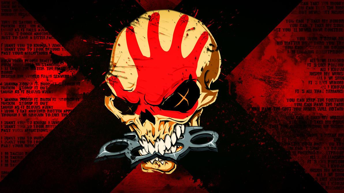 Five Finger Death Punch Wallpaper by TheGregeth