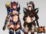 Monster Hunter X- or Generations
