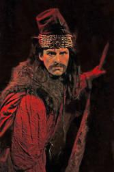 Vlad Tepes by sanjab