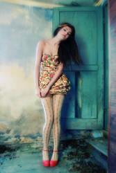 Dreamy Girl by sanjab